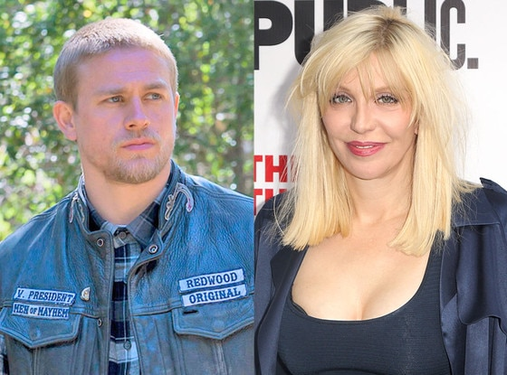 Sons of Anarchy, Charlie Hunnam, Courtney Love