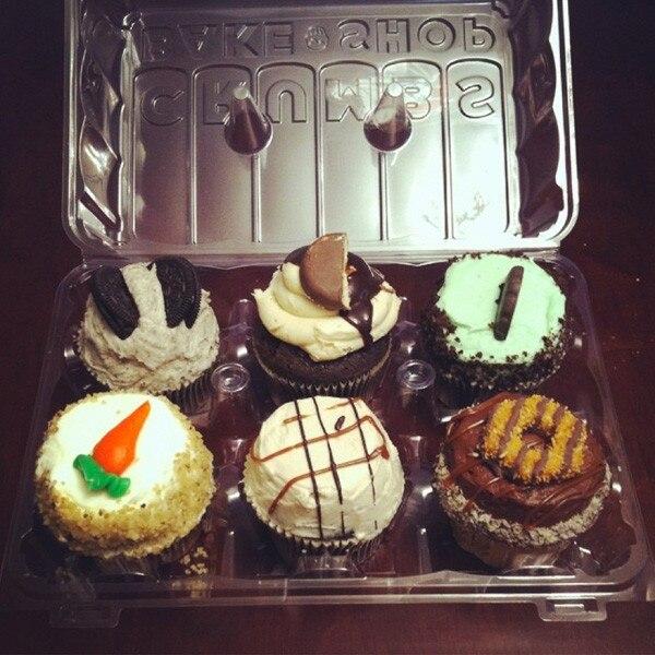 Crumbs Bake Shop Instagram
