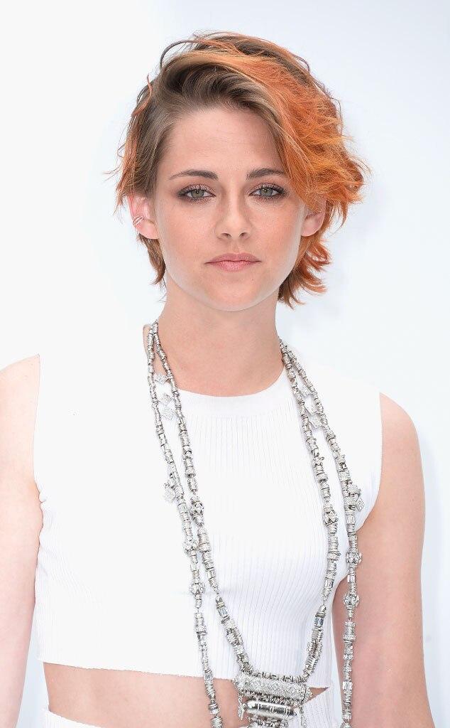 Kristen Stewart, New Hair