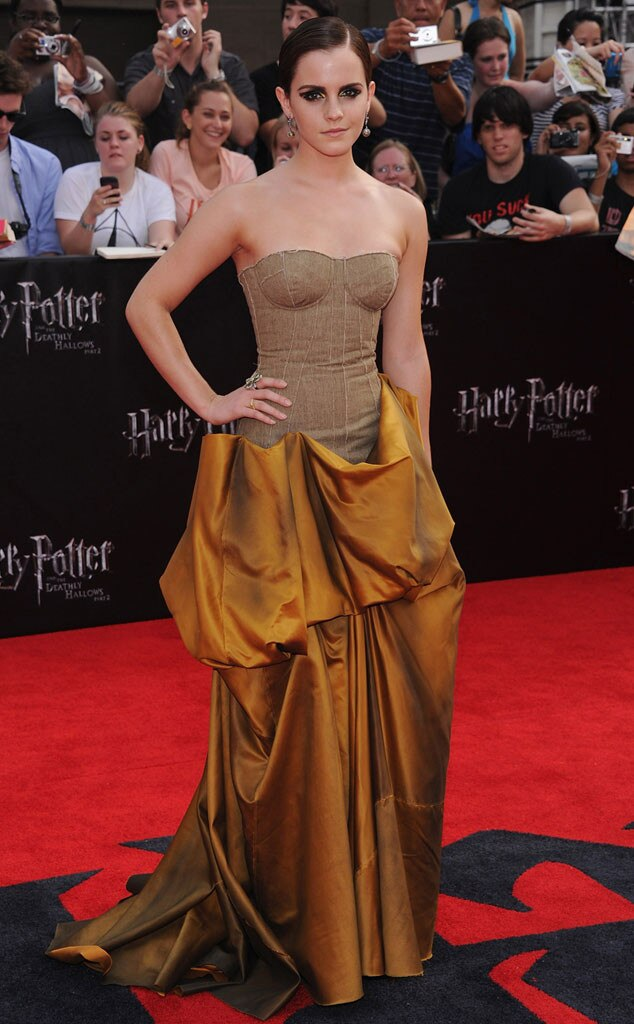 Emma Watson, Potter Premier