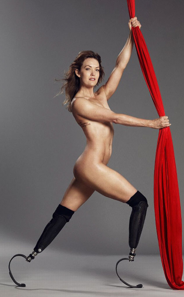 Amy Purdy, ESPN The Magazine, Body Issue