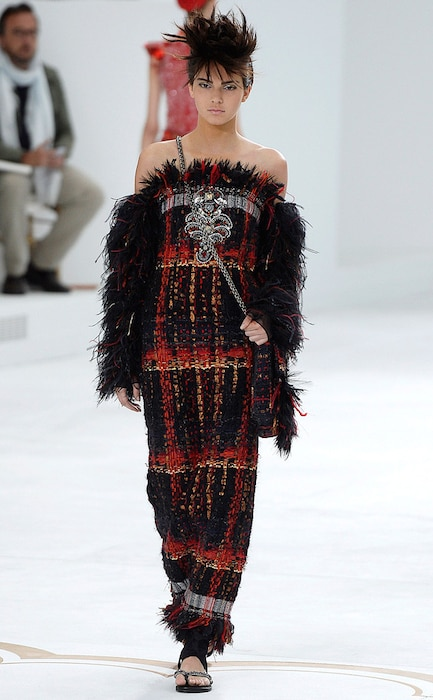 Kendall Jenner, Chanel
