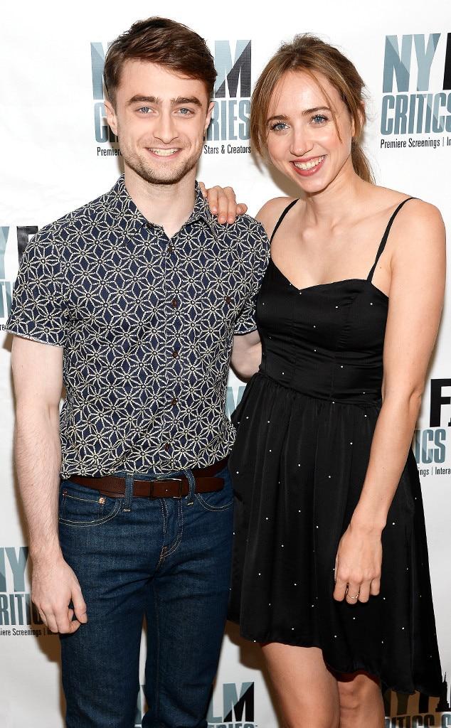Daniel Radcliffe, Zoe Kazan