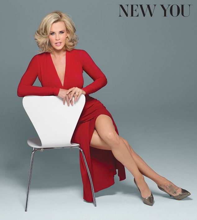 Jenny McCarthy, New You Magazine