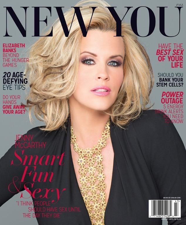 Jenny McCarthy, New You Magazine