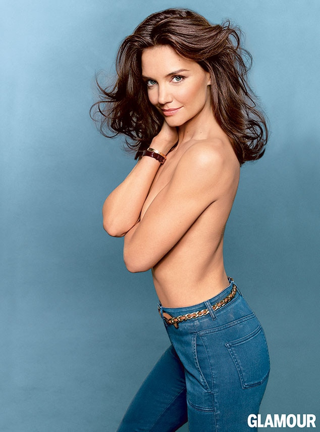 Katie Holmes Talks Going Topless (Again!), Orange Is the ...