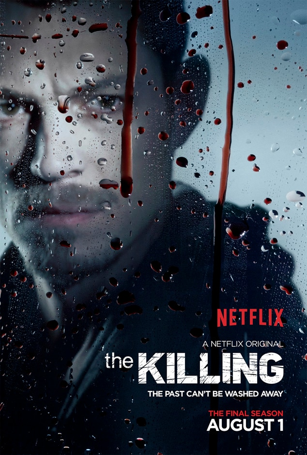 The Killing Posters
