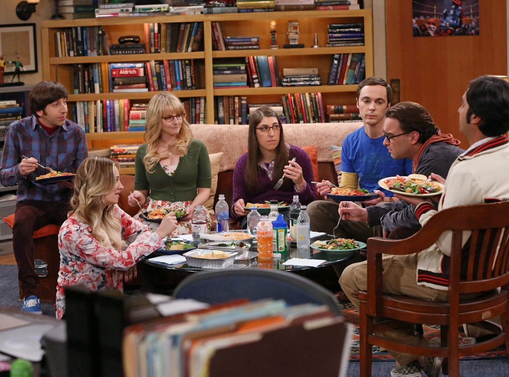 'Big Bang Theory' renewed 2 seasons