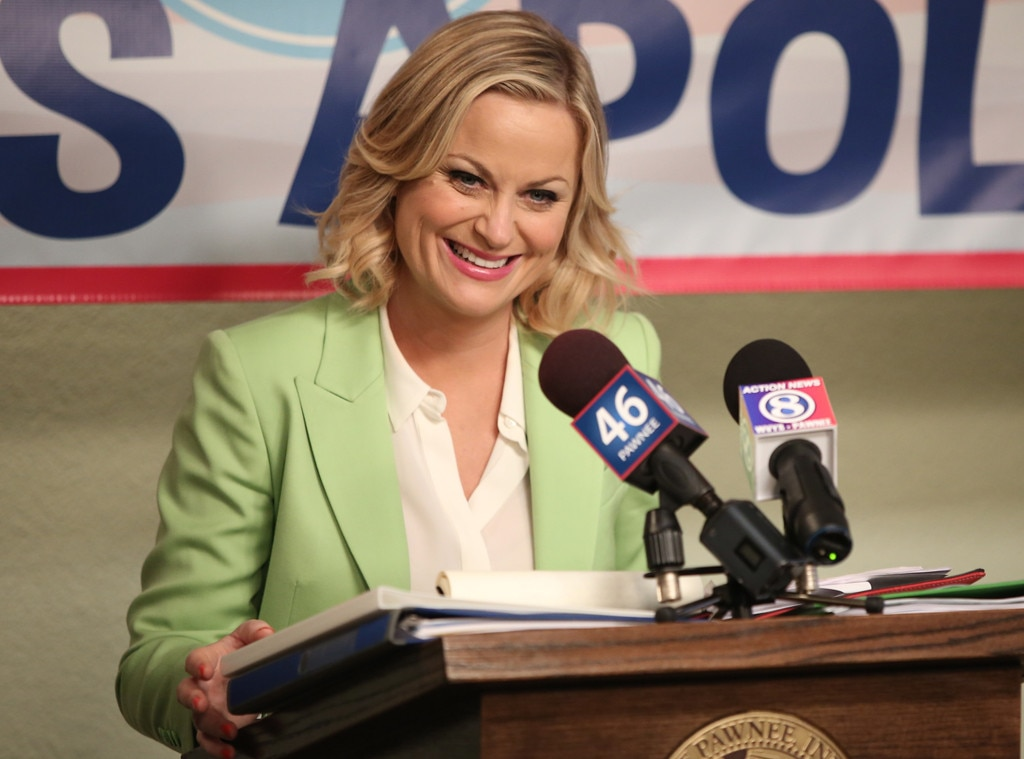 Amy Poehler, Parks and Recreation, Parks and Rec