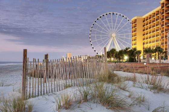 Best Beaches, Myrtle Beach, South Carolina