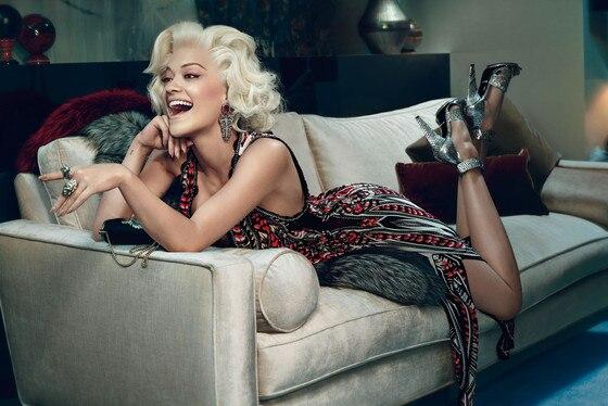 Rita Ora, Roberto Cavalli