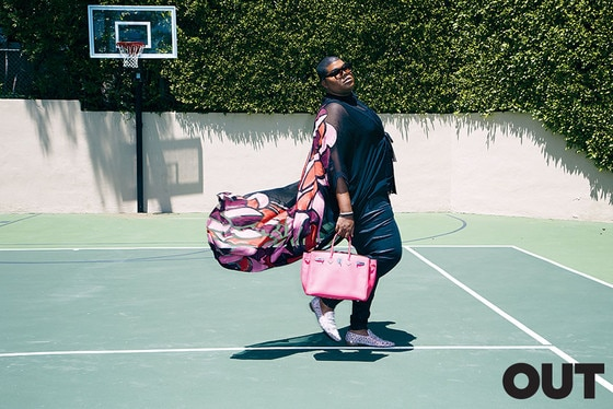 EJ Johnson, Out Magazine