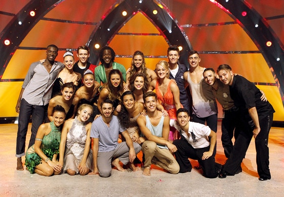 So You Think You Can Dance, Top 20 Contestants