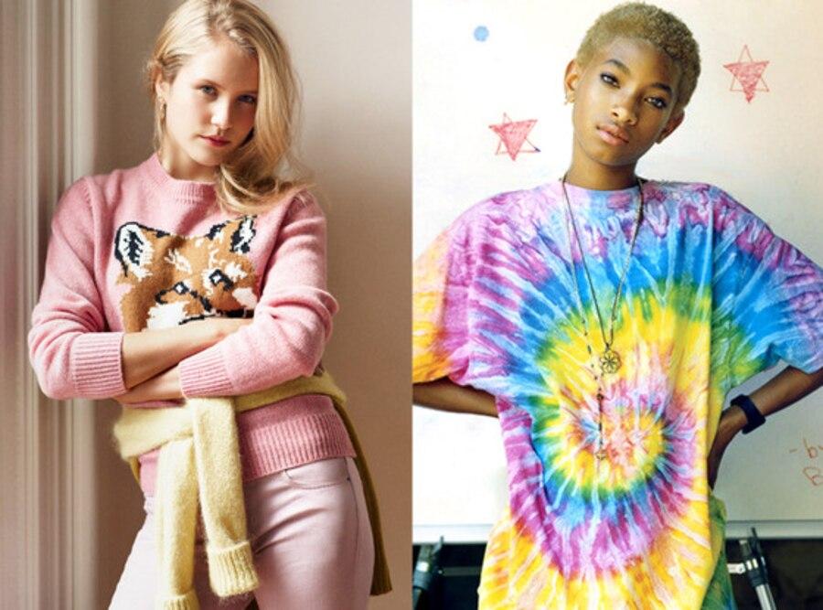 Teen Vogue, Sailor Brinkley Cook, Willow Smith