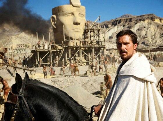 Exodus, Christian Bale