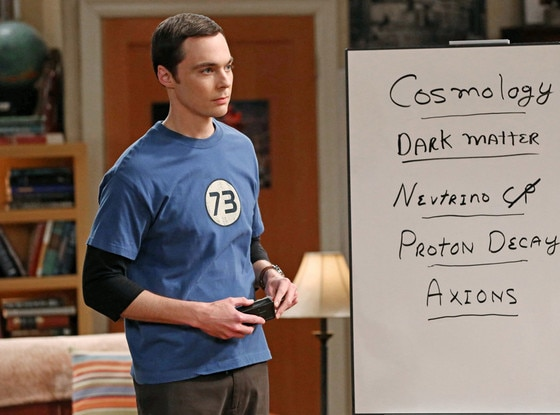 Jim Parsons, The Big Bang Theory