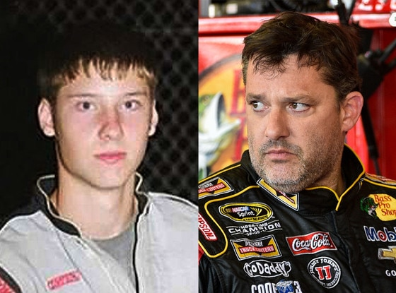 Kevin Ward, Jr., Tony Stewart