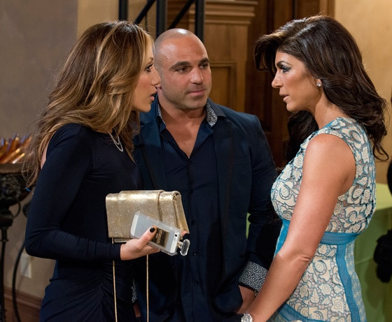 Real Housewives of New Jersey, RHONJ, Melissa Gorga, Joe Gorga, Teresa Giudice