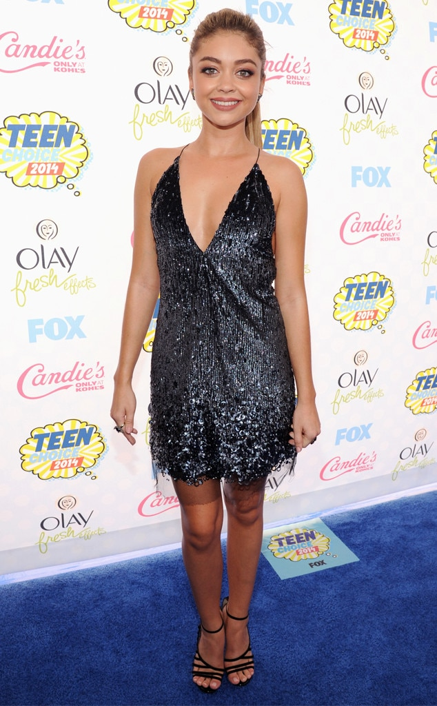 Sarah Hyland, Teen Choice Awards