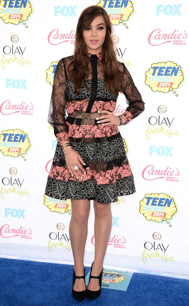 Hailee Steinfeld, Teen Choice Awards