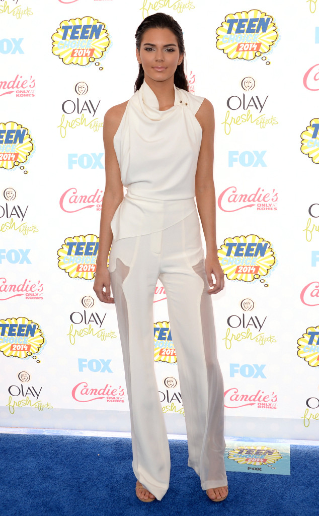 Kendall Jenner , Teen Choice Awards
