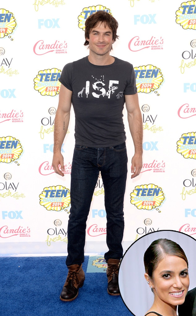 Ian Somerhalder, Nikki Reed, Teen Choice Awards