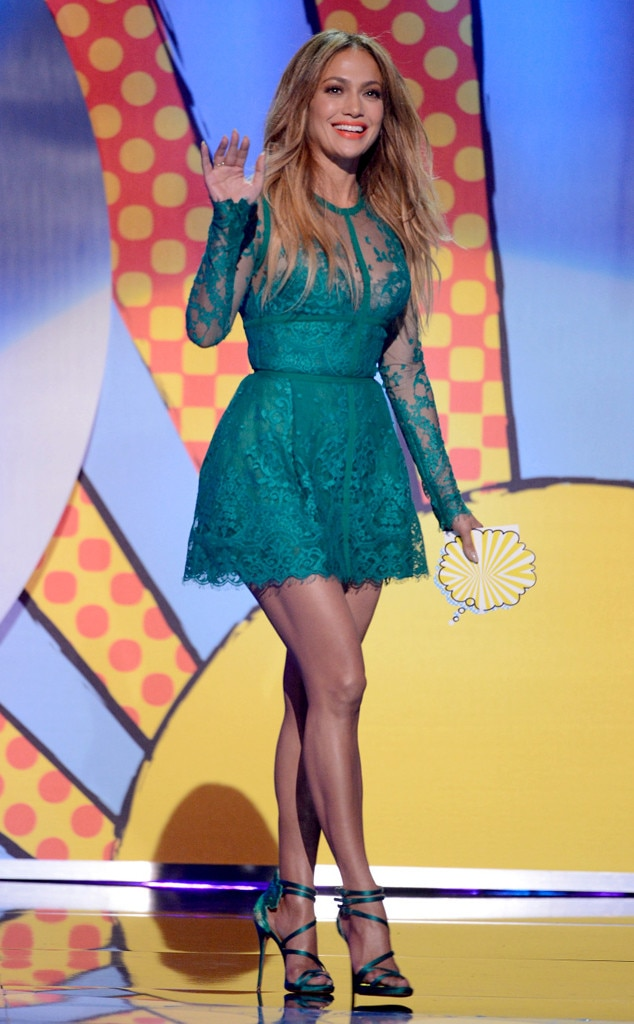Jennifer Lopez, Teen Choice Awards