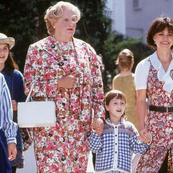 Mrs. Doubtfire From Robin Williams' Best Roles