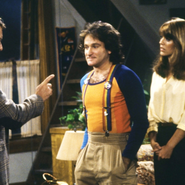 Mork & Mindy From Robin Williams' Best Roles