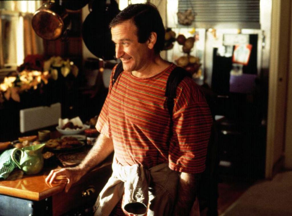 Jack, Robin Williams