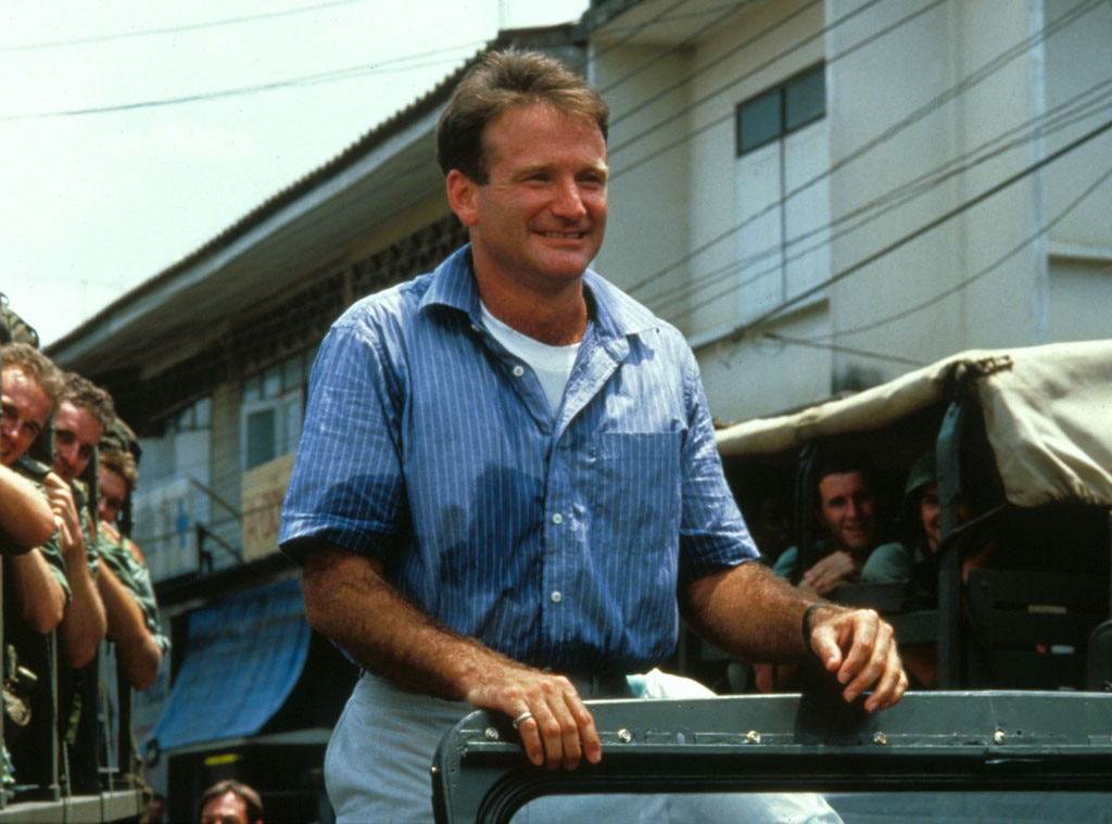 Good Morning Vietnam, Robin Williams