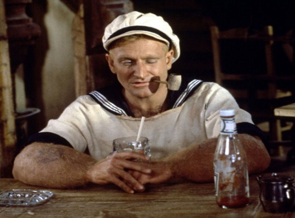 Popeye, Robin Williams