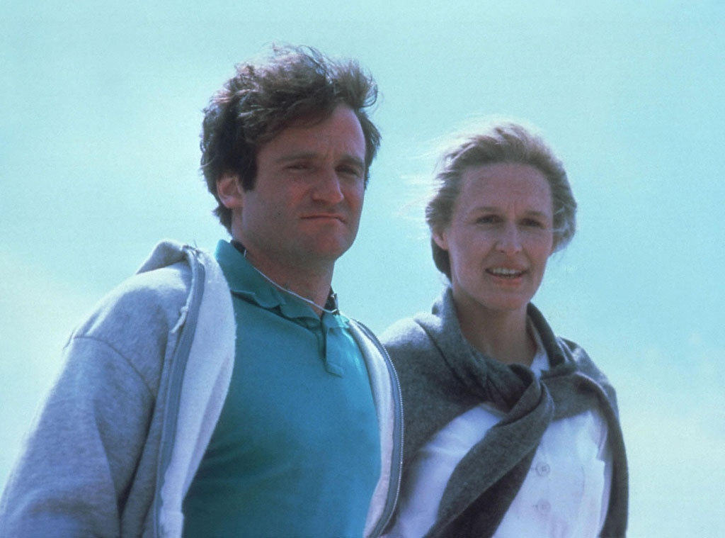 The World According to Garp, Robin Williams