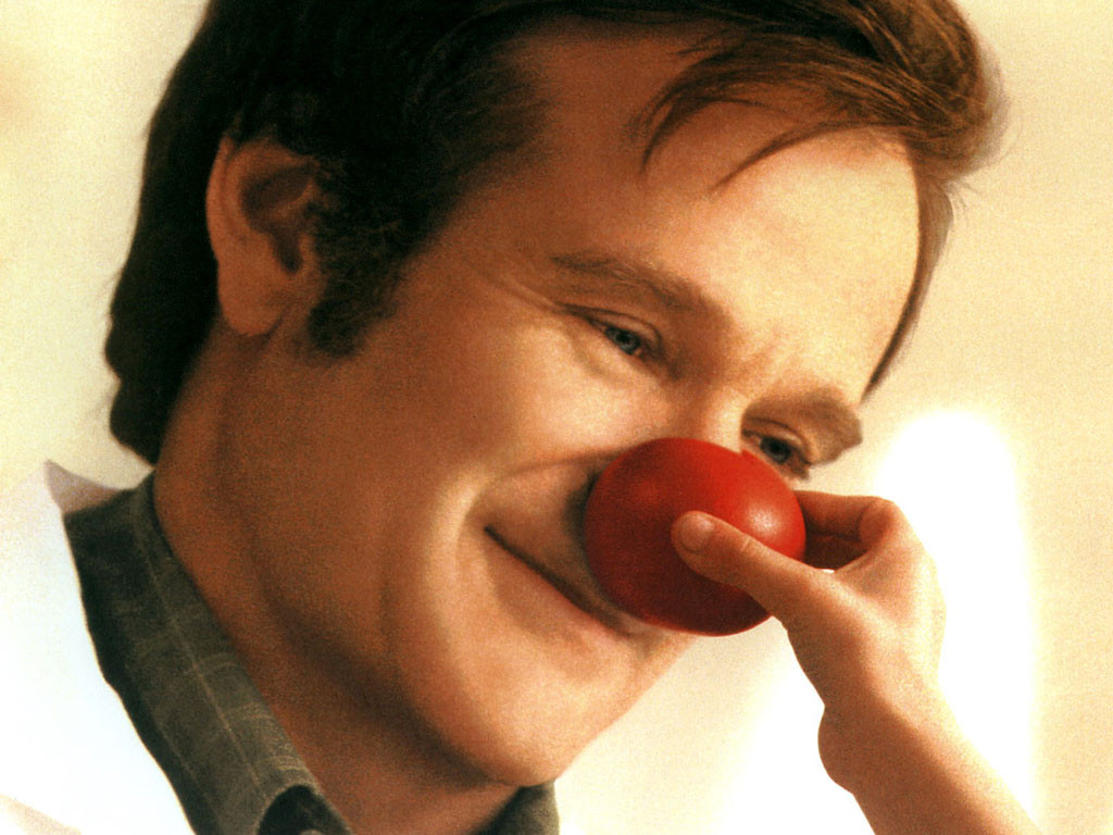 Patch Adams from Robin Williams' Best Roles   E! News