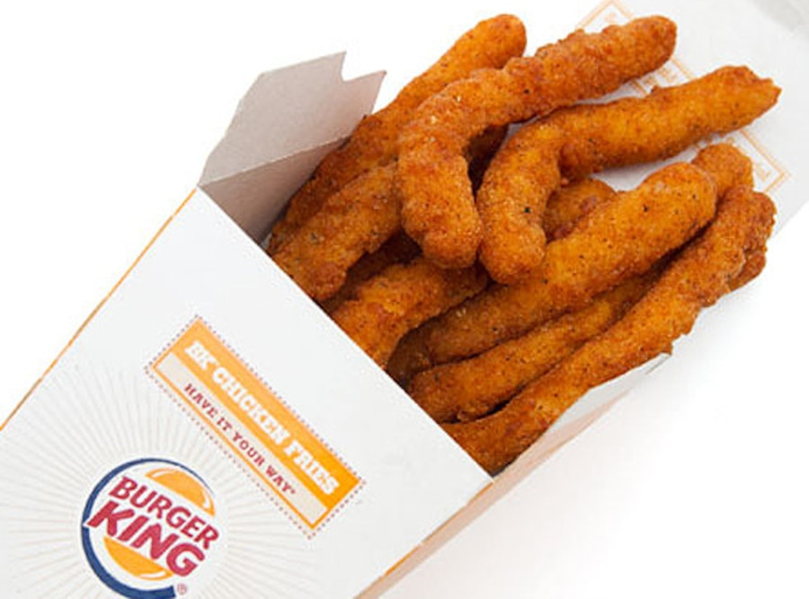 Burger King Chicken Fries