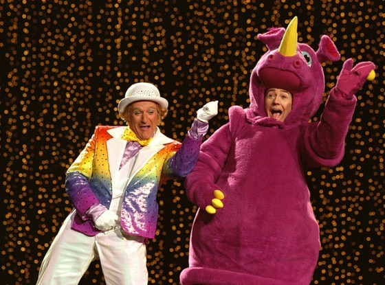 Death to Smoochy, Robin Williams