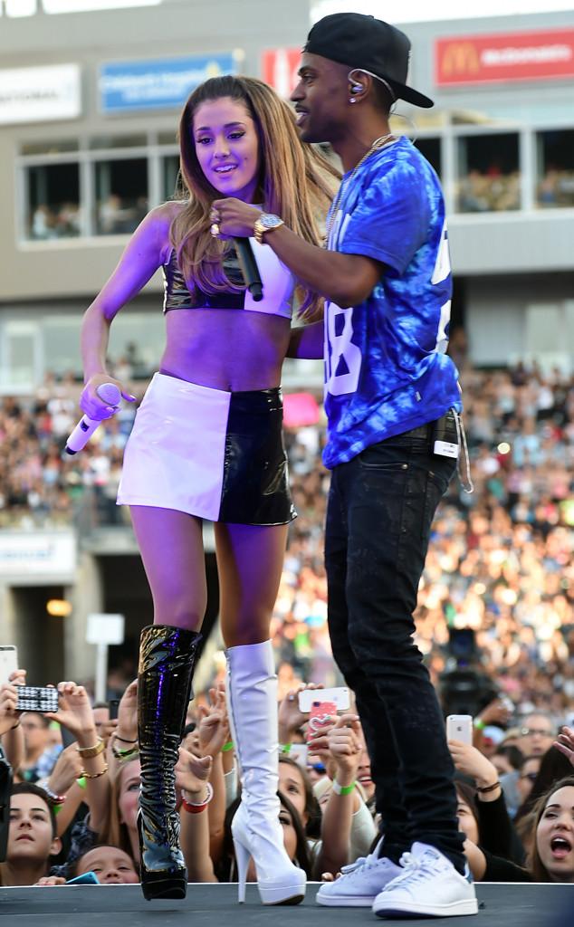 Big Sean, Ariana Grande
