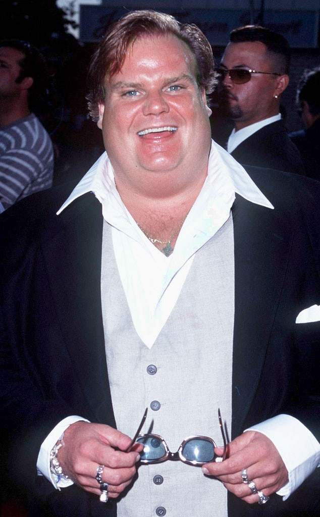 Chris Farley Young Chris Farley from Come...