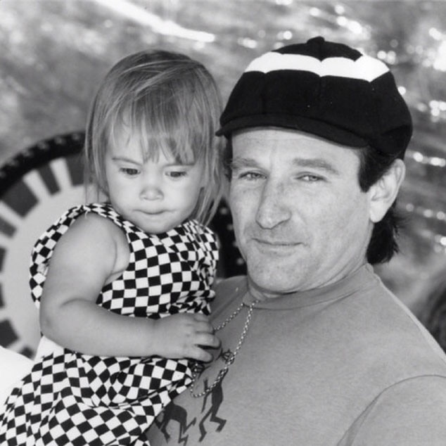 Zelda Williams, Robin Williams, Instagram