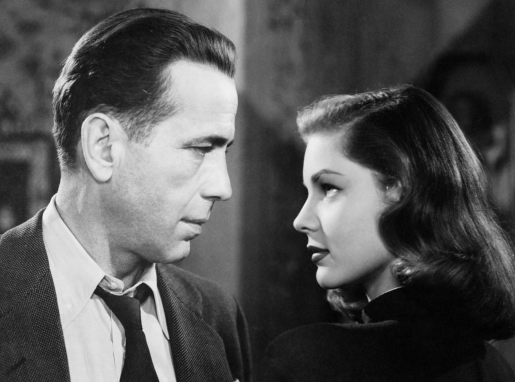 Lauren Bacall, Humphrey Bogart, The Big Sleep