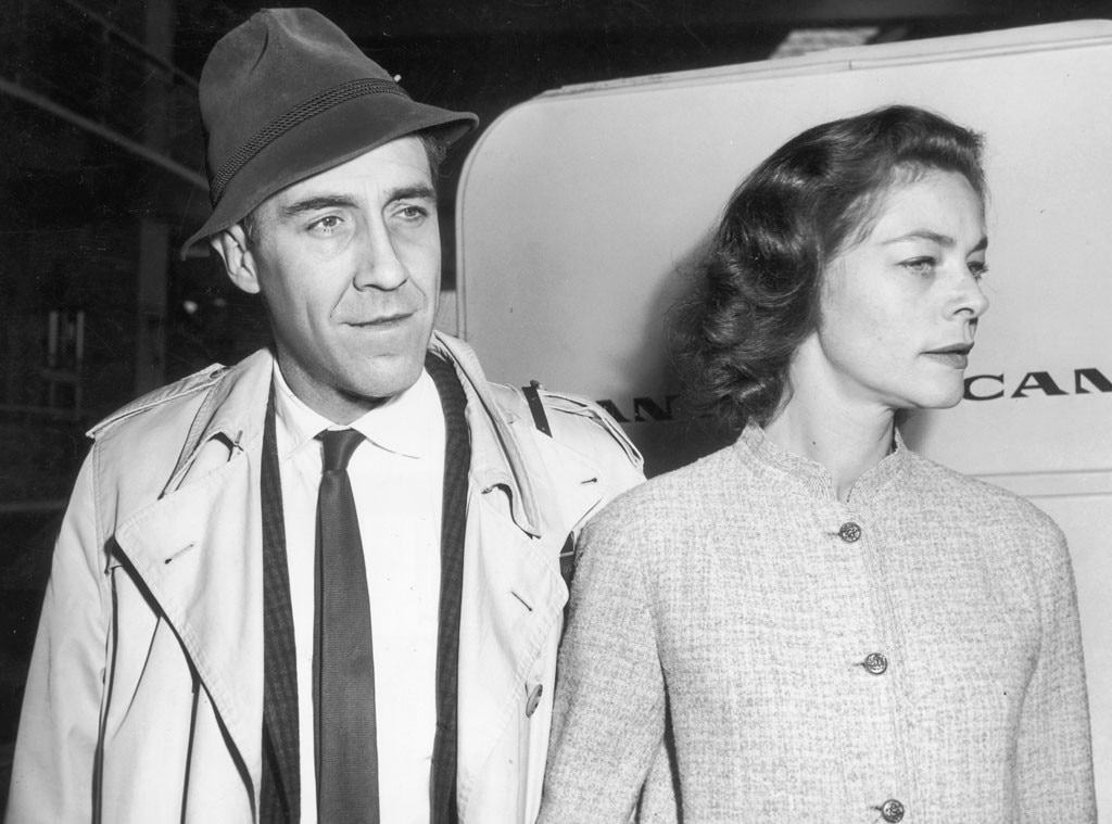Jason Robards, Lauren Bacall