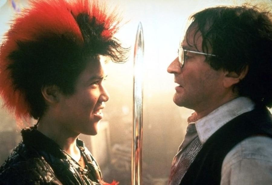 Dante Basco, Robin Williams, Hook