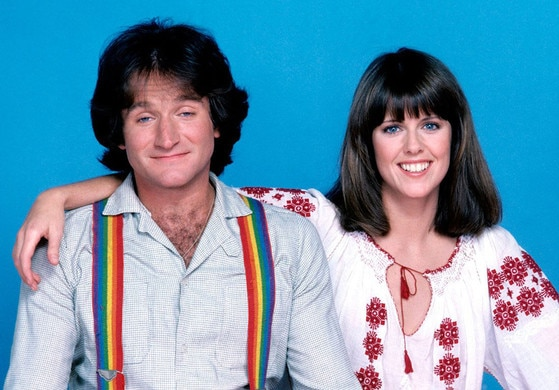 Robin Williams, Mork & Mindy