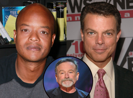 Robin Williams, Shepherd Smith, Todd Bridges