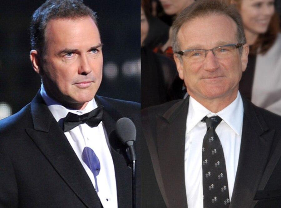 Robin Williams, Norm MacDonald