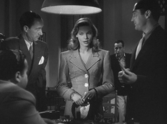Lauren Bacall, To Have and Have Not