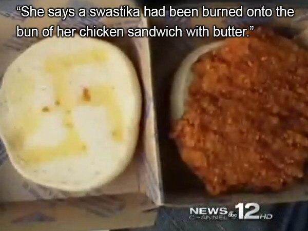 NaziChickenSandwich