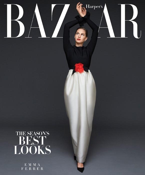 Emma Ferrer, Harper's Bazaar