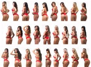 Weird Beauty Pageants, Miss Bum Bum Brazil