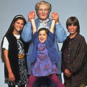 Mrs. Doubtfire, Matthew Lawrence, Robin Williams